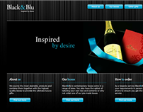 Black & Blu Website