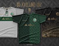 US Avellino 1912 - Concept 2019