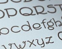 Free font: FV Deventer