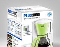 Plus 3000 - Packaging - identity