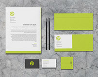 Algorithm - Stationery Template