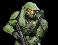 HALO Infinite: Master Chief for Dark Horse