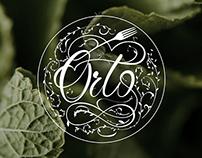 Orto, erbe e cucina - Logo