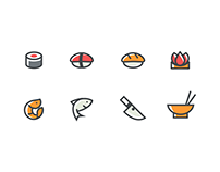 Daily UI #055 -Icon Set - free Sketch