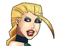 Super Street Fighter 2: Cammy