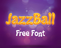 JAZZBALL - Free Font