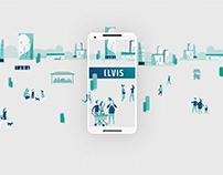 E.L.V.I.S. | Branding & UI Design