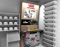 VANS Grip Tape Station