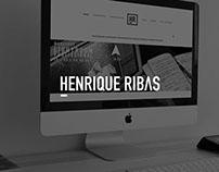 Henrique Ribas - Identidade Visual