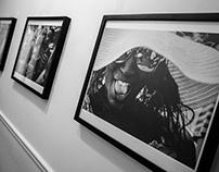 «In transit» - B&W prints