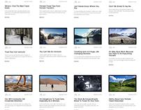 Travel Company Websites