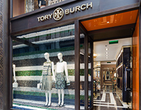 Tory Burch in Paris
