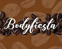 Bodyfiesta - Label Design
