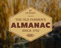 The Old Farmer's Almanac Rebrand
