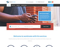 Workmate (Website Designing & Development)