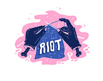 Riot Knitters