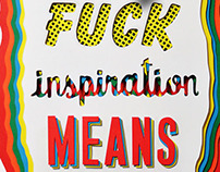 What the f*** inspiration means?