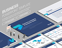 [PPT] Business Powerpoint Template