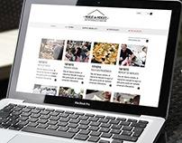 Market # Web Page, Free Design