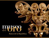 App  Museo del oro  para ipad (prototipo)