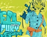 Hell Hath No Fury Like A Tiger Scorned