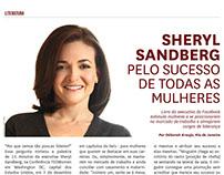 Sheryl Sandberg pelo sucesso de todas as mulheres