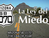 Discovery Channel - Arizona SB1070 The Law of Fear