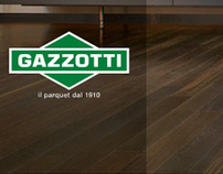Redesign homepage sito Gazzotti