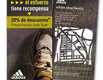 adidas flyer running