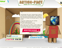 Greenpeace Action Pact