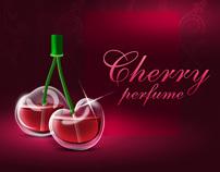 Cherry perfume