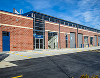 Lofstrand Service Industrial Buildng - Rockville Md