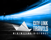 Branding 'City Link Travels'
