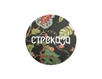 "Branding for textile décor shop ""Strekoza"""