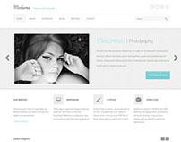 Moderna Responsive WP Theme -http://bit.ly/ZDODgT