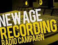 .New Age Recording   Radio Campaign