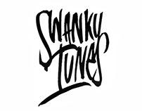 Swanky Tunes Logotype