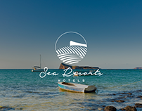 Sea Resort Hotels - Branding