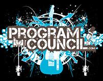 Program Council Staff Shirt 2011
