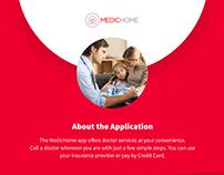 Mobile MedicHome App