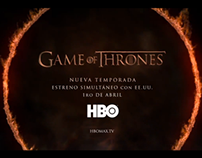 Game Of Thrones / HBO Serie / Texts & More