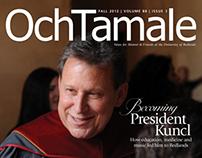 University of Redlands Och Tamale Magazine, Fall 2012