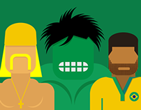 GOOGLE – Worldcup Trends 2014