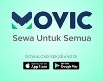 MOVIC Asra Digital