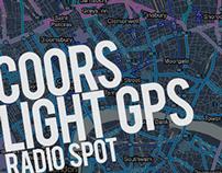 .Coors Light   GPS