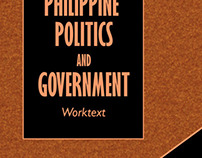 Cover Art for a textbook in Philippine Politics
