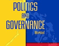 cover design study- a textbook in Philippine Politics