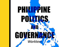 cover design study - a textbook in Philippine Politics