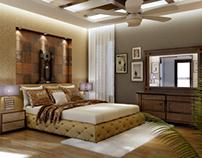 Interiro Renders_Master-Bedroom