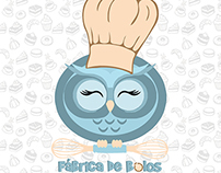 Logo and business card - Fábrica de Bolos Casulin
